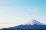 Fototapety 早朝の富士山