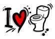 Love toilet