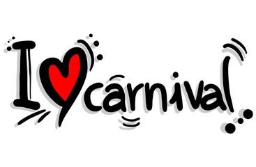 Love carnival