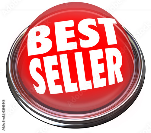 Best Seller Red Button Light Advertising Sale Popularity