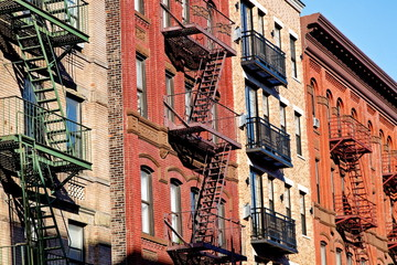fire escape NYC