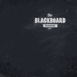 Blackboard vector background