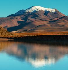Fototapeta góry Boliwia