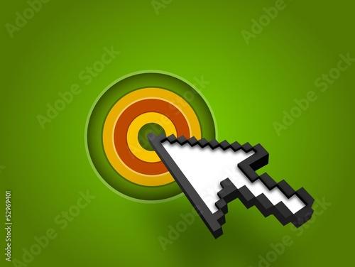 vector arrow target