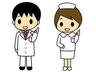 医者 看護師