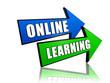 online learning in arrows