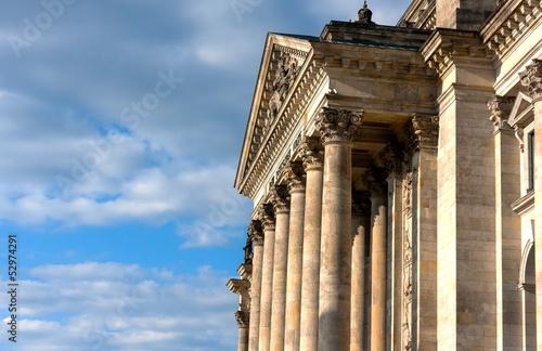 Das Reichstagsgebäude (Berlin)