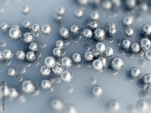 3D Balls - 52974417