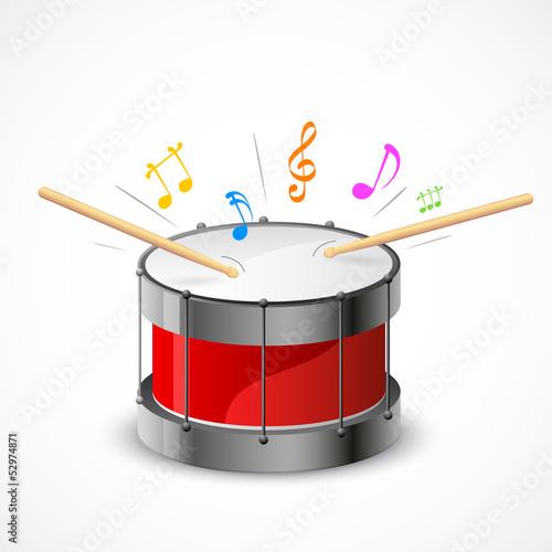 Musical Drum