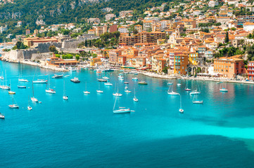 luxury resort Villefranche, french riviera, Provence
