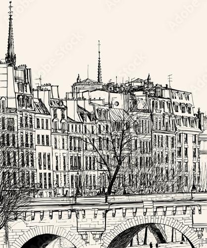 Pont Neuf in Paris - 52977091