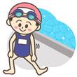 小学校 プール 準備体操
