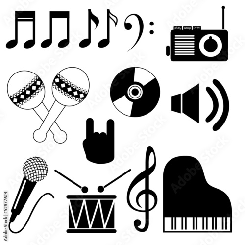 musical icons