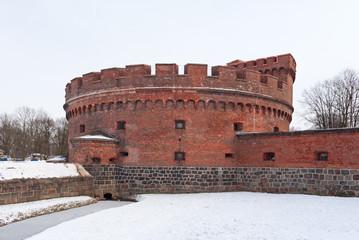 Fort der Dona in Kaliningrad, Russia