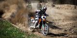 Fototapety motocross junior