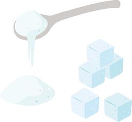 砂糖と角砂糖