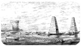 Antique Naval War Machinery : Towers