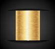 metal gold background