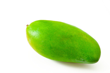 Green sour mango