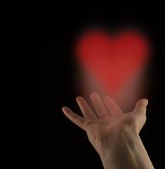 Giving love away
