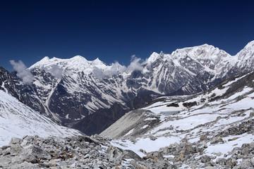Mountain landscape - Annapurna