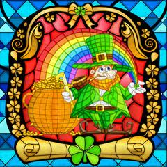 Leprachun for Saint Patrick's Day