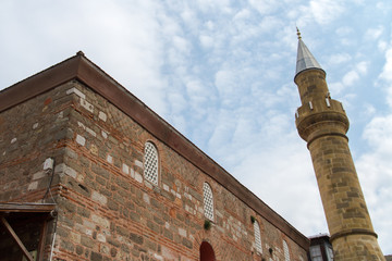 Fatih Mosque in Amasra