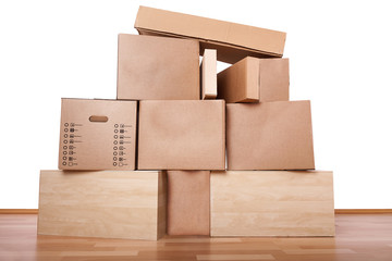 Moving cartons and boxes
