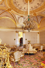The Royal accommodations, Grand Kremlin Palace