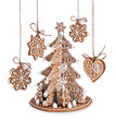 Gingerbread decoration collection