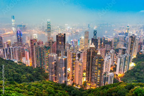 Papiers peints Hong-Kong Hong Kong.