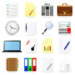 office and document icons