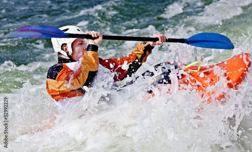 rodeo kayaking