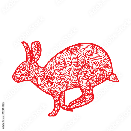Rabbit- Chinese zodiac