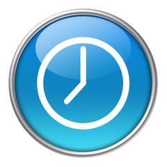 Bottone vetro orologio