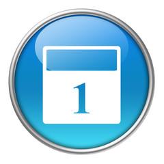 Bottone vetro agenda/calendario
