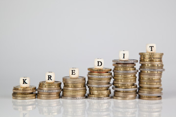 Konzept Kredit