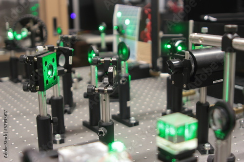 Laser optycal system - 52995617