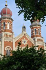 Alte Synagoge in Pilsen, Tschechische Republik