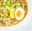 ������, ������: Asam Laksa Rice Noodles