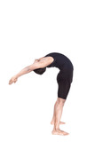 Yoga backward bending