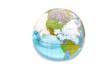 水の入った地球