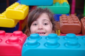aire de jeu pour enfant