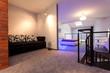 Luxurious loft interior
