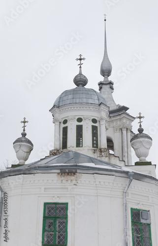 Церковь Варлаама Хутынского, город Вологда, Россия