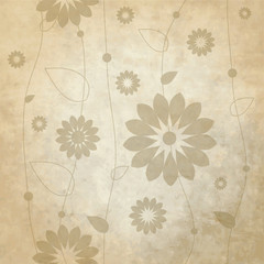 Floral Historical Background