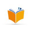 Vector Logo book