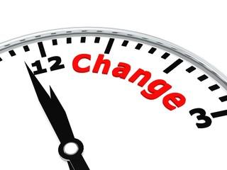 Change clock