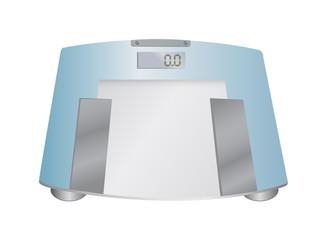 weight scale balance, illustration design