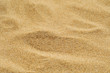 canvas print picture - sand of a beach or a desert or a sandpit